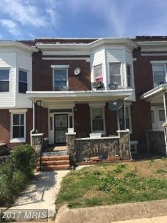 2018 E 31St Street, Baltimore, MD 21218 (#BA9956803) :: Pearson Smith Realty