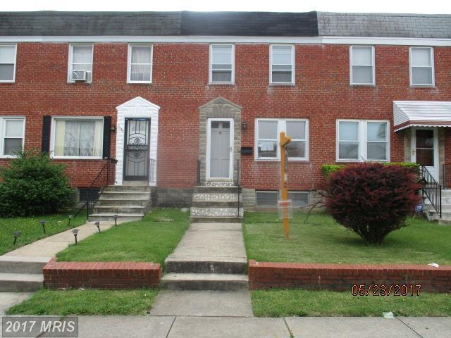 3837 Elmora Avenue, Baltimore, MD 21213 (#BA9962056) :: LoCoMusings