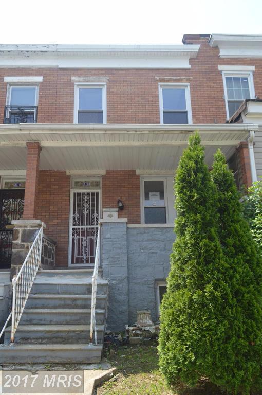 3113 Preston Street, Baltimore, MD 21213 (#BA9962115) :: LoCoMusings