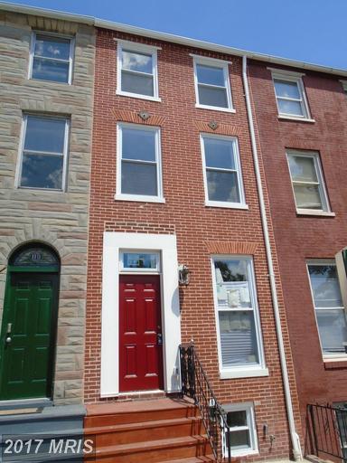121 Poppleton Street, Baltimore, MD 21201 (#BA9964830) :: LoCoMusings