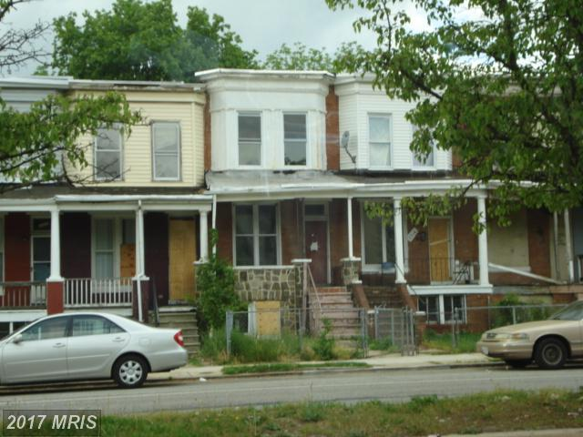 3318 Belvedere Avenue W, Baltimore, MD 21215 (#BA9966670) :: LoCoMusings