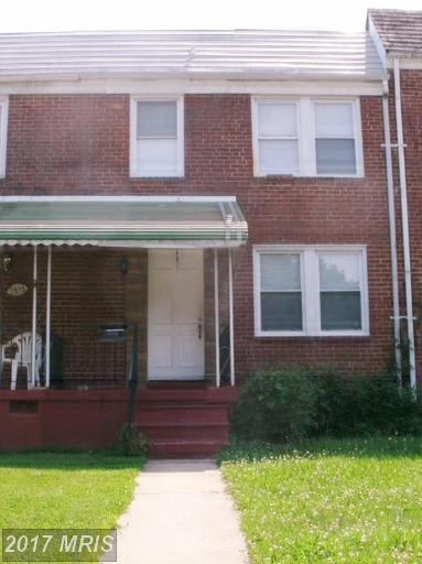 3513 Shannon Drive, Baltimore, MD 21213 (#BA9968291) :: LoCoMusings