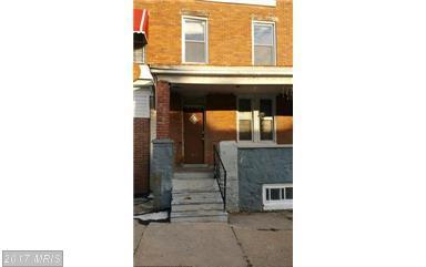 1239 Linwood Avenue, Baltimore, MD 21213 (#BA9968944) :: Pearson Smith Realty