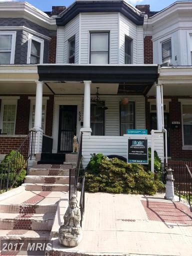 539 38TH Street, Baltimore, MD 21218 (#BA9969404) :: LoCoMusings