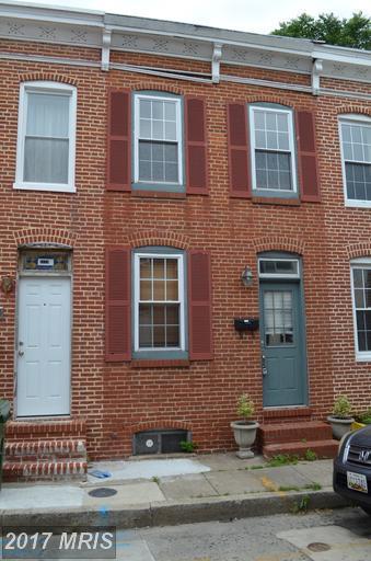 1115 Sterrett Street, Baltimore, MD 21230 (#BA9970811) :: LoCoMusings