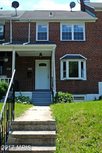 5602 Northwood Drive, Baltimore, MD 21212 (#BA9971303) :: LoCoMusings