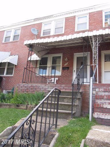 409 Gusryan Street, Baltimore, MD 21224 (#BA9974032) :: LoCoMusings
