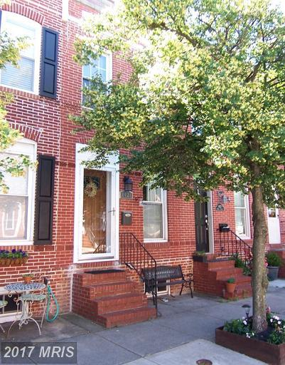 1421 Andre Street, Baltimore, MD 21230 (#BA9975011) :: The Dailey Group