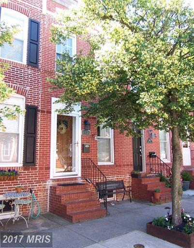 1421 Andre Street, Baltimore, MD 21230 (#BA9975011) :: LoCoMusings