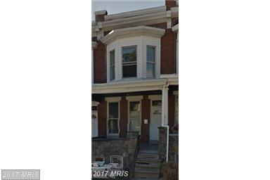 2829 Riggs Avenue, Baltimore, MD 21216 (#BA9975279) :: LoCoMusings