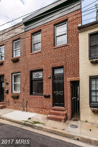 513 Chapel Street S, Baltimore, MD 21231 (#BA9978390) :: The Sebeck Team of RE/MAX Preferred