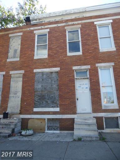1806 Milton Avenue, Baltimore, MD 21213 (#BA9979976) :: LoCoMusings