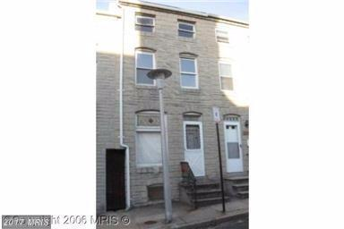 228 S Castle Street, Baltimore, MD 21231 (#BA9980535) :: The Sebeck Team of RE/MAX Preferred