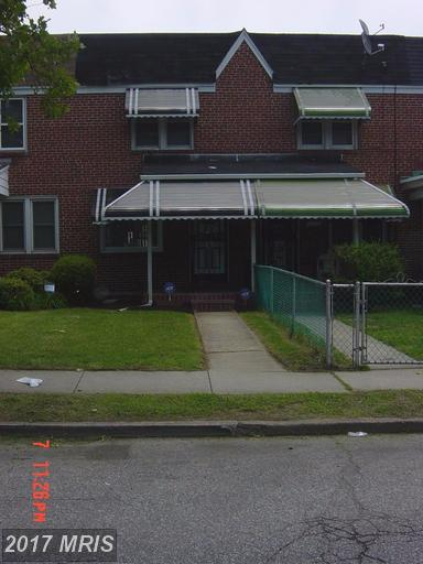 305 Allendale Street, Baltimore, MD 21229 (#BA9980714) :: Pearson Smith Realty