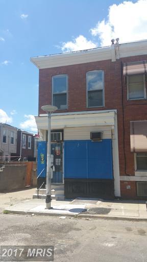 600 Curley Street, Baltimore, MD 21205 (#BA9980841) :: LoCoMusings
