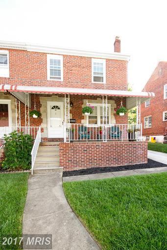 3122 Woodring Avenue, Baltimore, MD 21234 (#BA9981530) :: LoCoMusings