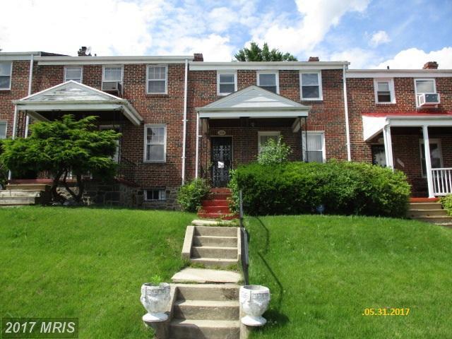 3016 Hanlon Avenue, Baltimore, MD 21216 (#BA9982036) :: LoCoMusings