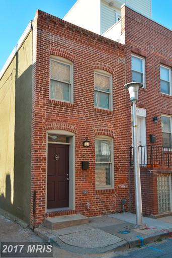 1450 Cooksie Street, Baltimore, MD 21230 (#BA9983214) :: The Dailey Group