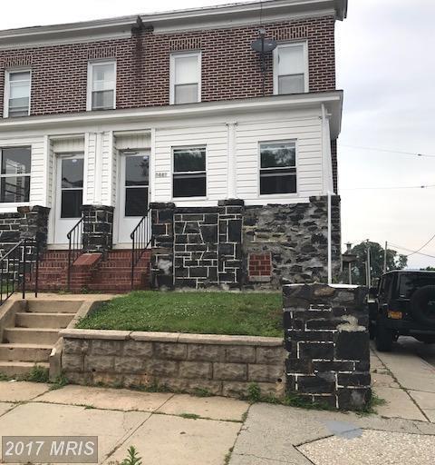 3440 Ravenwood Avenue, Baltimore, MD 21213 (#BA9983856) :: LoCoMusings