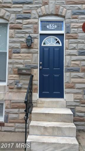 152 Ellwood Avenue, Baltimore, MD 21224 (#BA9984623) :: The Sebeck Team of RE/MAX Preferred