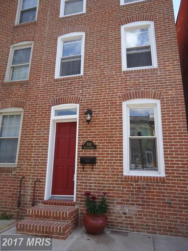 3011 Hudson Street, Baltimore, MD 21224 (#BA9984647) :: The Dailey Group