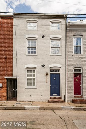 429 Durham Street S, Baltimore, MD 21231 (#BA9984904) :: The Sebeck Team of RE/MAX Preferred