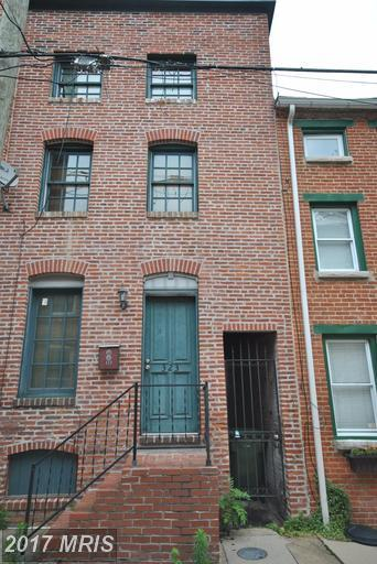 323 Durham Street S, Baltimore, MD 21231 (#BA9984975) :: The Sebeck Team of RE/MAX Preferred
