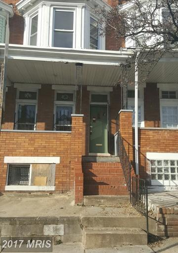 1744 Moreland Avenue, Baltimore, MD 21216 (#BA9985819) :: LoCoMusings