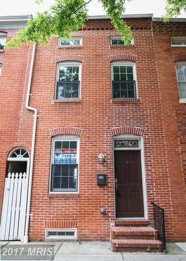 1811 Fleet Street, Baltimore, MD 21231 (#BA9986679) :: The Dailey Group