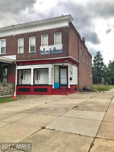 3536 Ellerslie Avenue, Baltimore, MD 21218 (#BA9987202) :: LoCoMusings