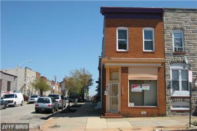 231 Highland Avenue S, Baltimore, MD 21224 (#BA9987499) :: The Dailey Group