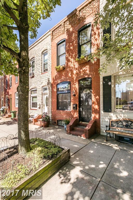 506 Montford Avenue, Baltimore, MD 21224 (#BA9989278) :: Robyn Burdett Real Estate Group