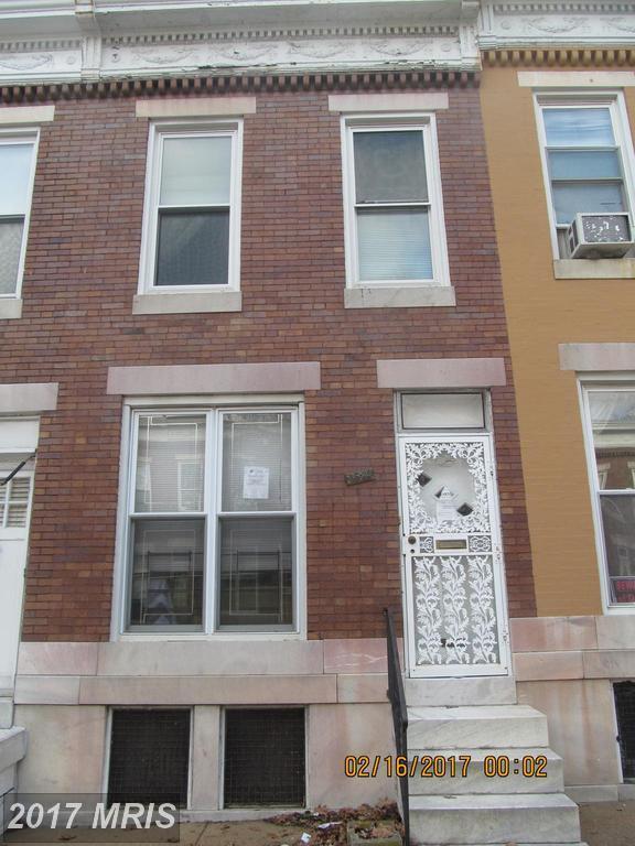 2524 Mcculloh Street, Baltimore, MD 21217 (#BA9989328) :: Circadian Realty Group