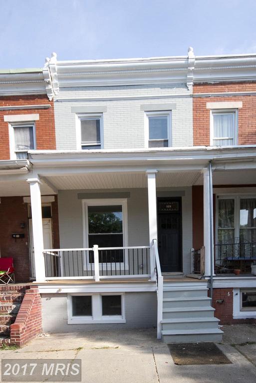 326 Lorraine Avenue, Baltimore, MD 21211 (#BA9990916) :: LoCoMusings