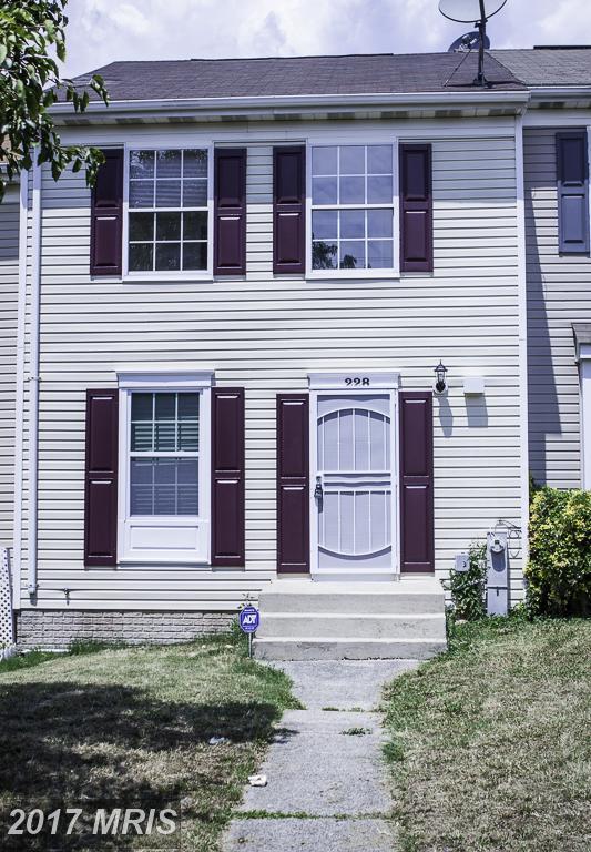 228 Maude Avenue, Baltimore, MD 21225 (#BA9993065) :: LoCoMusings