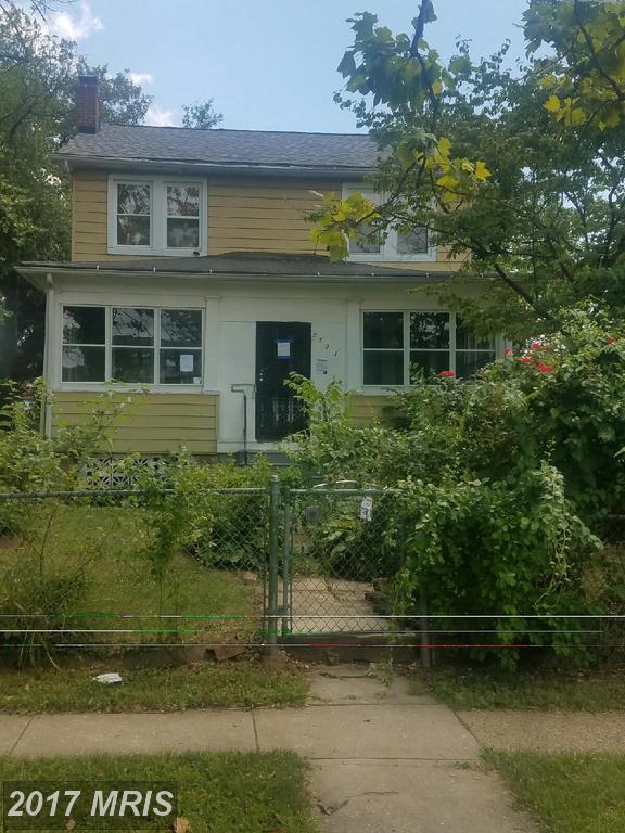 2733 Cylburn Avenue, Baltimore, MD 21215 (#BA9994360) :: LoCoMusings