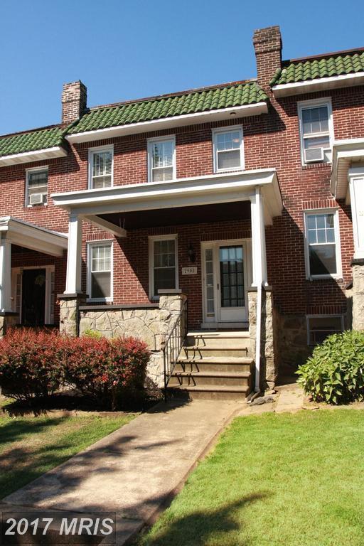 2908 Cresmont Avenue, Baltimore, MD 21211 (#BA9997358) :: Pearson Smith Realty