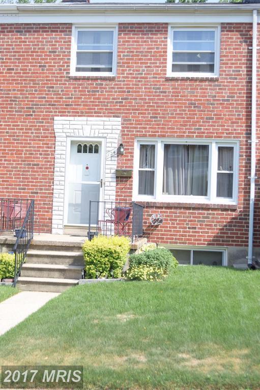 1124 Sherwood Avenue, Baltimore, MD 21239 (#BA9997391) :: LoCoMusings
