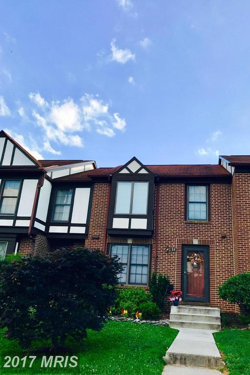 27 Faraday Drive, Lutherville Timonium, MD 21093 (#BC10002187) :: Pearson Smith Realty
