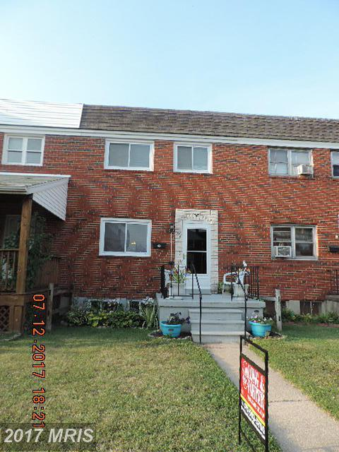 7886 Harold Road, Baltimore, MD 21222 (#BC10003039) :: LoCoMusings