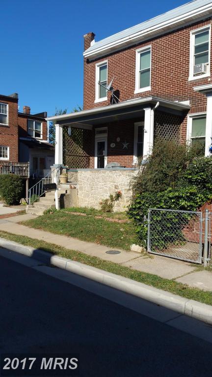 126 Ventnor Terrace, Baltimore, MD 21222 (#BC10004825) :: Pearson Smith Realty