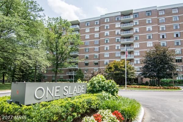 1 Slade Avenue #105, Baltimore, MD 21208 (#BC10008433) :: LoCoMusings
