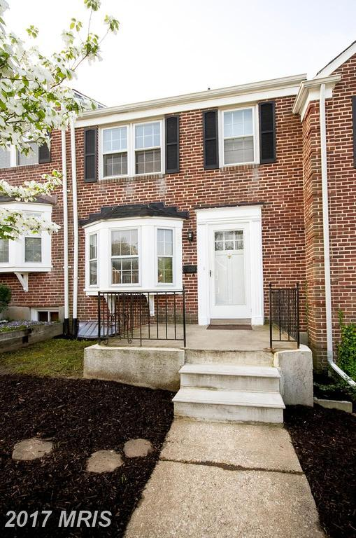 205 Stanmore Road, Baltimore, MD 21212 (#BC10016252) :: Pearson Smith Realty