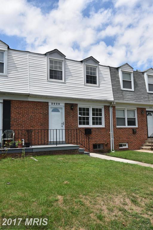 2020 Dineen Drive, Baltimore, MD 21222 (#BC10016525) :: Pearson Smith Realty