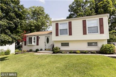 10 Forest Rock Court, Baltimore, MD 21228 (#BC10024736) :: Pearson Smith Realty