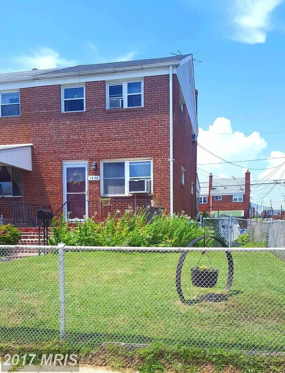 Baltimore, MD  :: Pearson Smith Realty
