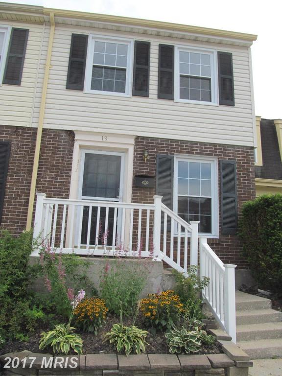 13 Congaree Court, Nottingham, MD 21236 (#BC10036233) :: The Dailey Group