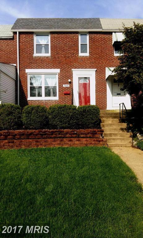 7604 Berkshire Road, Baltimore, MD 21224 (#BC10036713) :: Pearson Smith Realty