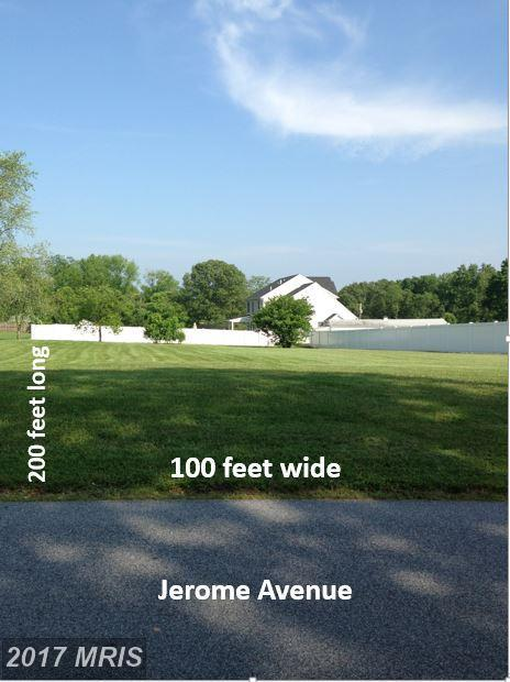Jerome Avenue, White Marsh, MD 21162 (#BC10037749) :: Pearson Smith Realty