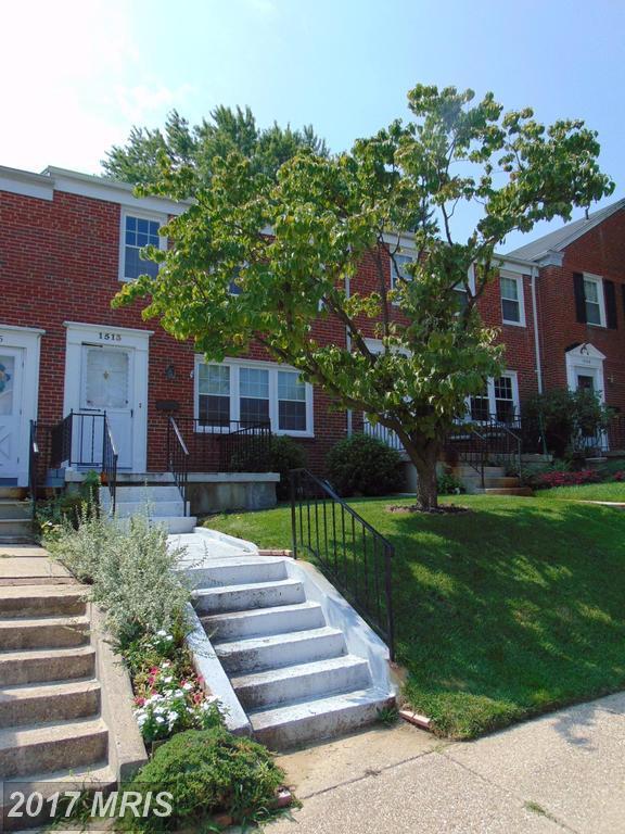 1513 Dellsway Road, Baltimore, MD 21286 (#BC10038119) :: Pearson Smith Realty
